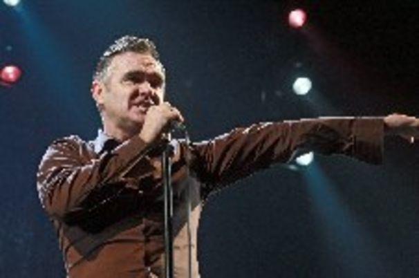 Morrissey, Kollaps während Konzert!