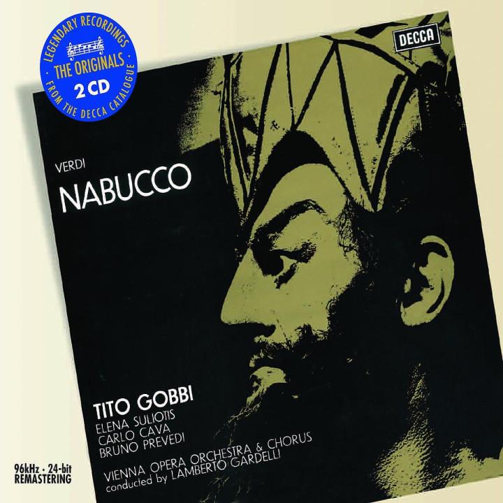 Nabucco (GA): Gobbi,T./Prevedi,B./OWST/Gardelli,L./+