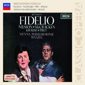 Birgit Nilsson, Beethoven: Fidelio, 00028947803232