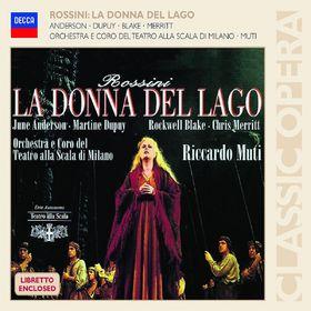 Gioachino Rossini, Rossini: La donna del lago, 00028947803263