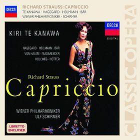 Kiri Te Kanawa, Strauss, R.: Capriccio, 00028947803331