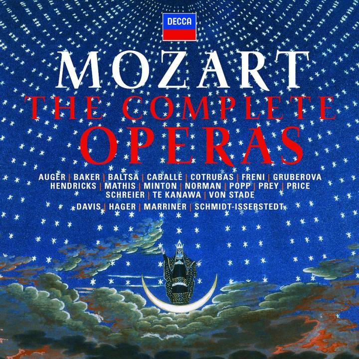 Mozart: Complete Operas