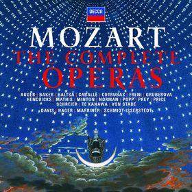 Mozart: Complete Operas, 00028947816003