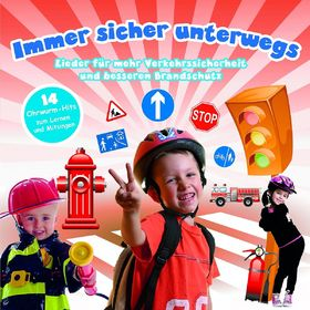 Kidz & Friendz, Immer sicher unterwegs - Verkehrssicherheit und Brandschutz, 00602527128160