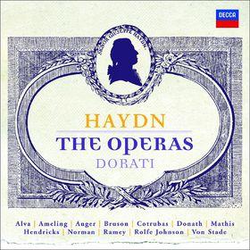 Joseph Haydn, Haydn: The Operas, 00028947817765