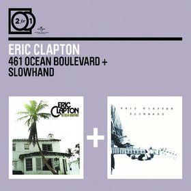 Eric Clapton, 2 For 1: 461 Ocean Boulevard / Slowhand, 00600753186206