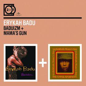 Erykah Badu, 2 For 1: Baduizm / Mama's Gun, 00600753186596