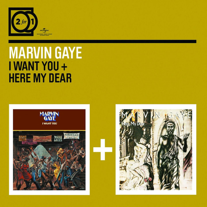 2 For 1: I Want You / Here My Dear