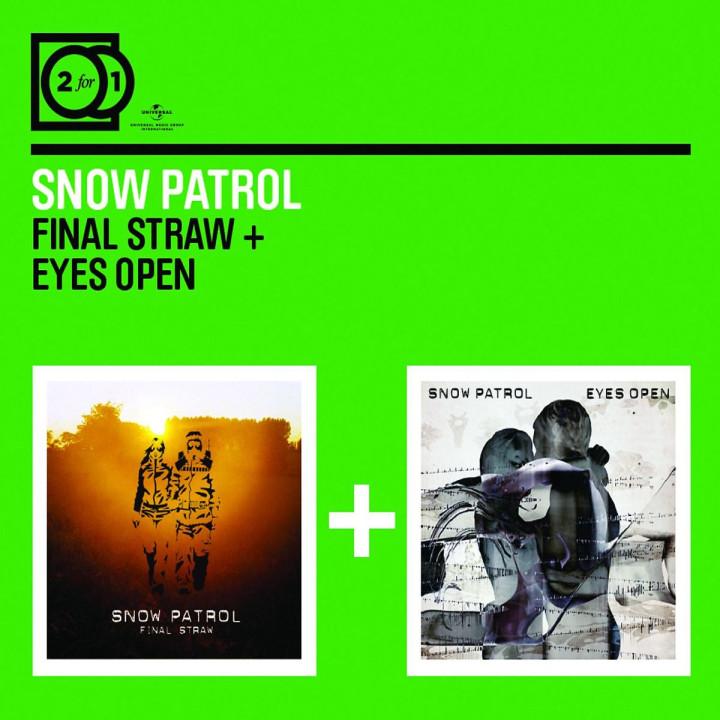 2 For 1: Final Straw / Eyes Wide Open