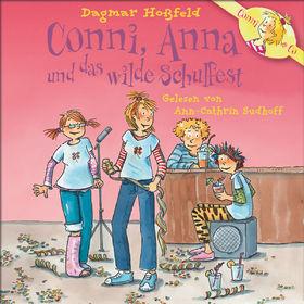 Conni, Conni & Co 04: Dagmar Hoßfeld: Conni, Anna und das wilde Schulfest, 00602527106175