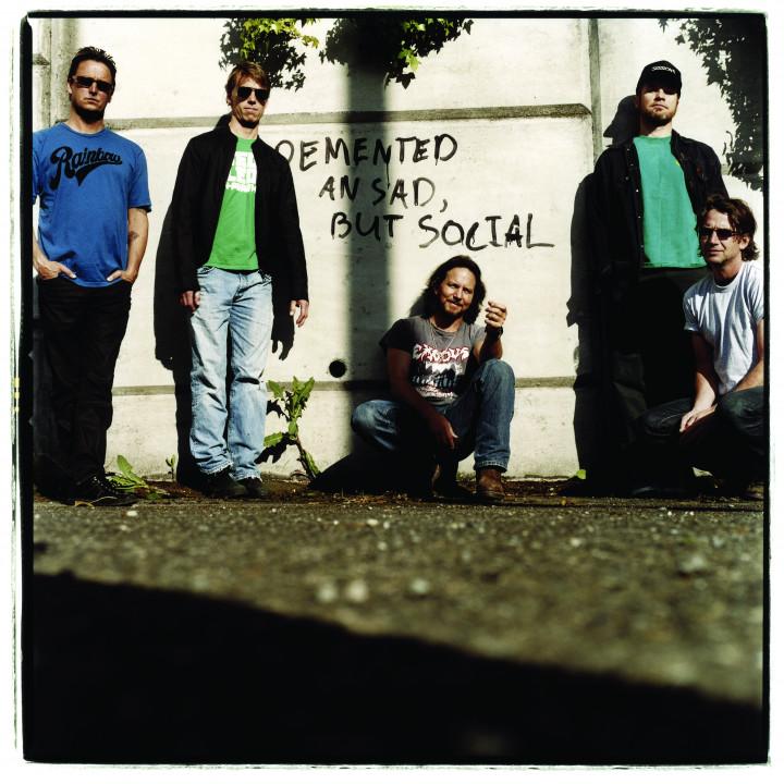 Pearl Jam—Pressebilder 2009