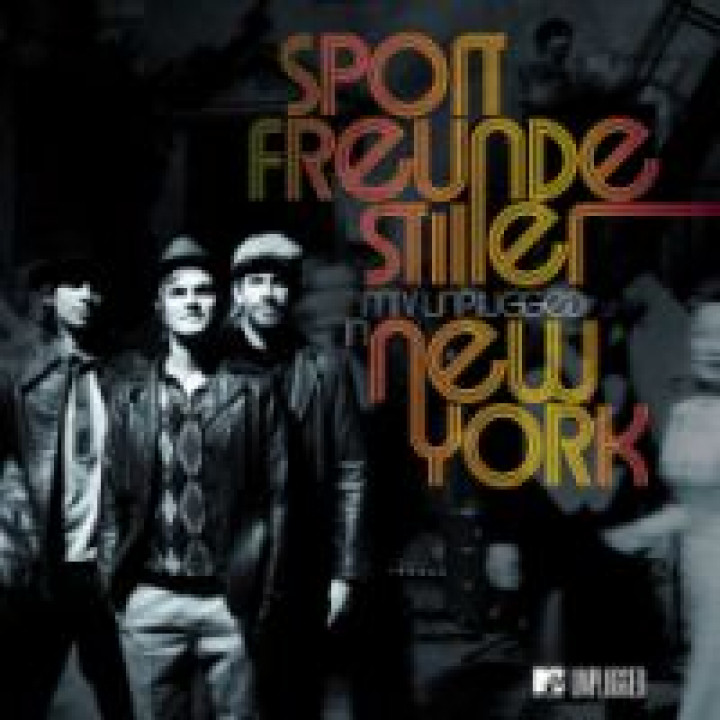 Sportfreunde Stiller DVD Cover