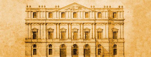 Giuseppe Verdi, La Scala: Wahrzeichen und Verdi-Bühne