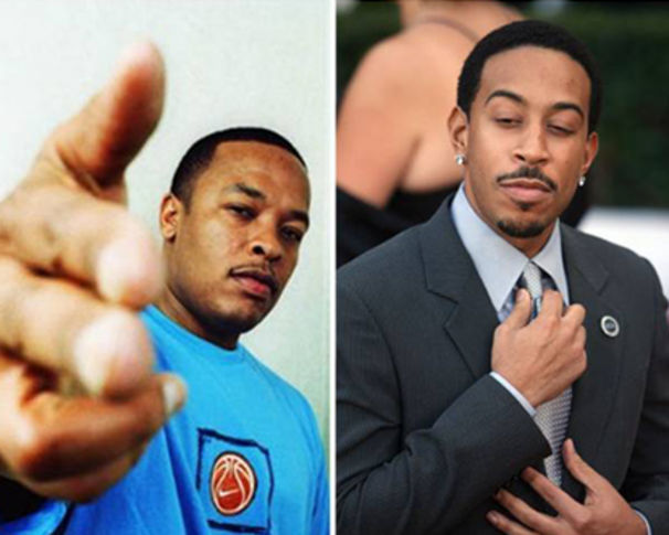 Ludacris, Ludacris als Ghostwriter für Dre