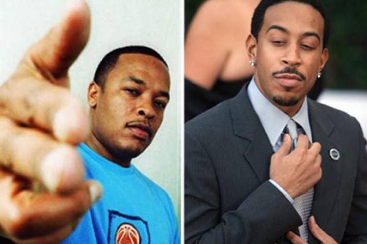 Dr. Dre Ludacris