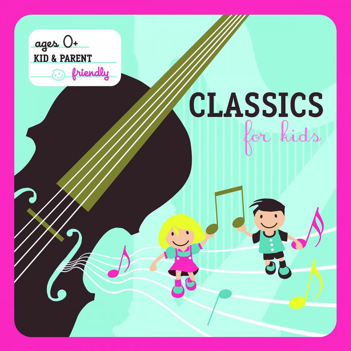 Hits For Kids - Classics For Kids: Various Artists