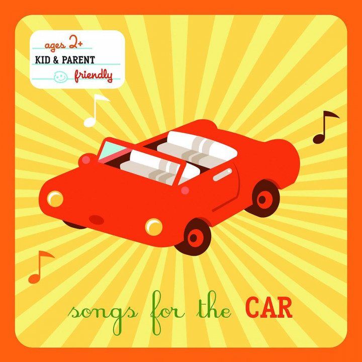 Hits For Kids - Songs For The Car: Various Artists