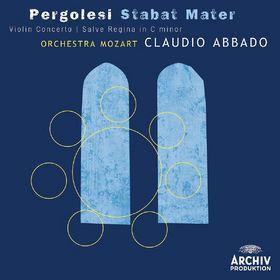 Claudio Abbado, Pergolesi Stabat Mater - Salve Regina in C minor, 00028947780779