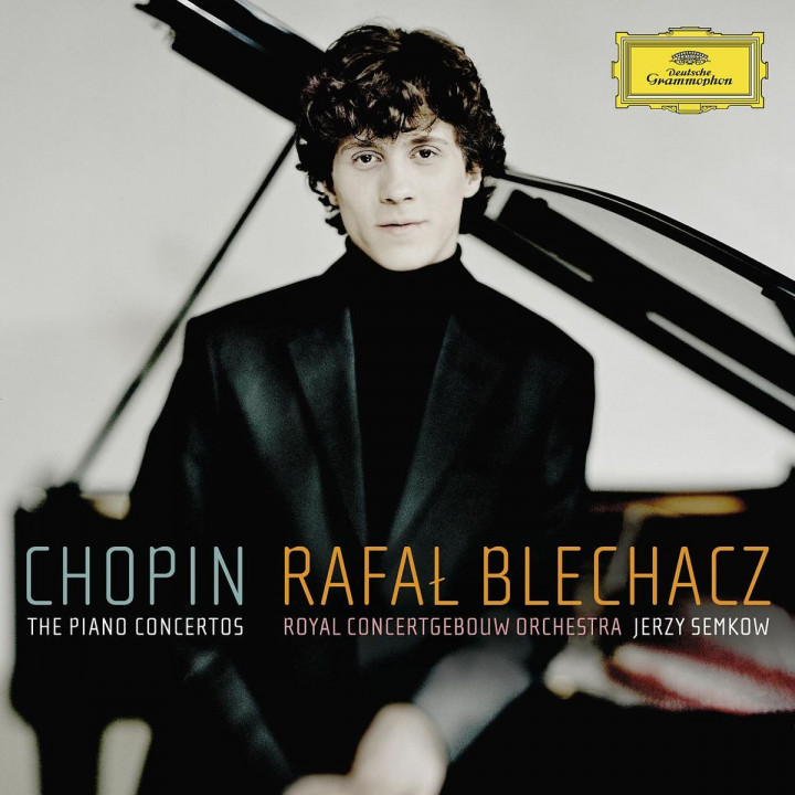 Chopin - The Piano Concertos