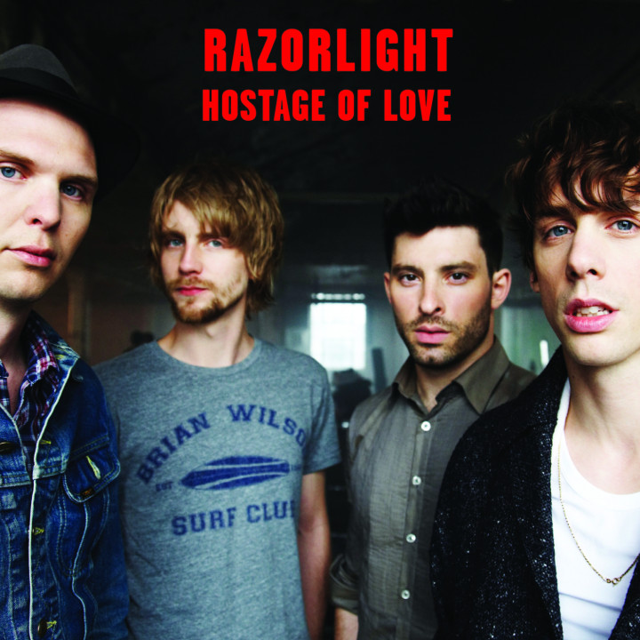 "Razorlight ""Hostage Of Love""-Cover"