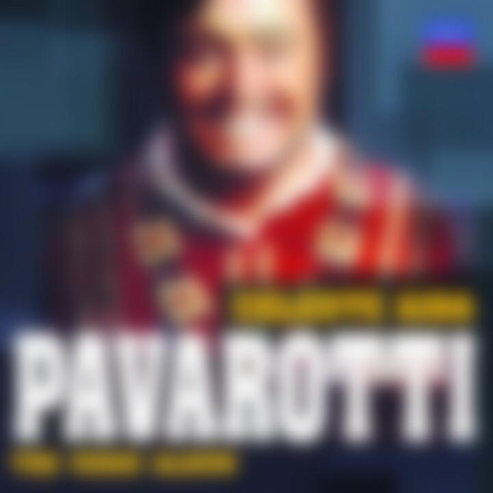 Celeste Aida - The Verdi Album: Pavarotti,Luciano