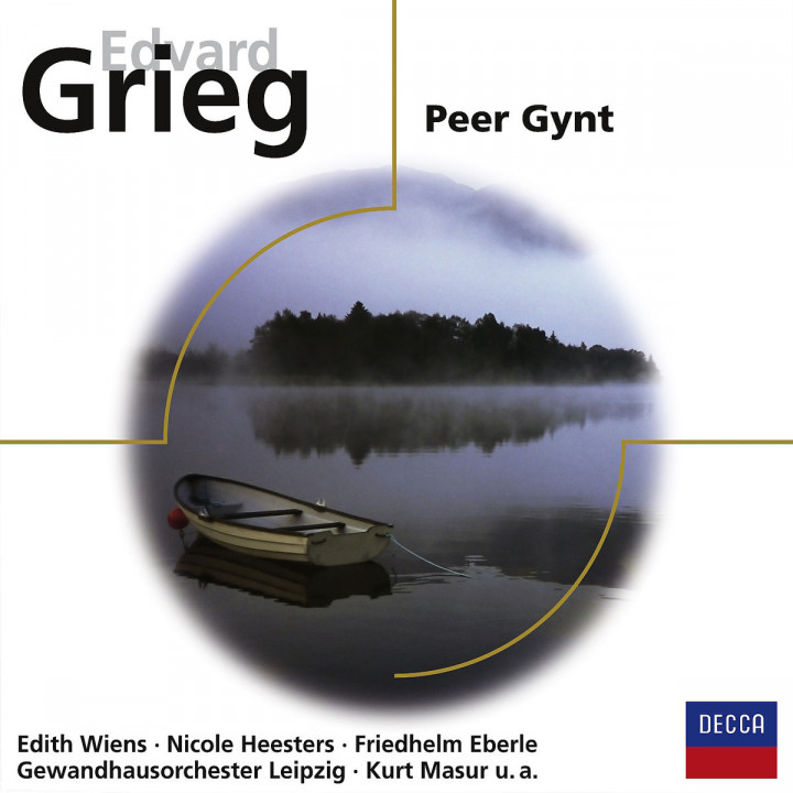 Peer Gynt (Konzertfassung): Masur,K./GOL/Wiens,E./+