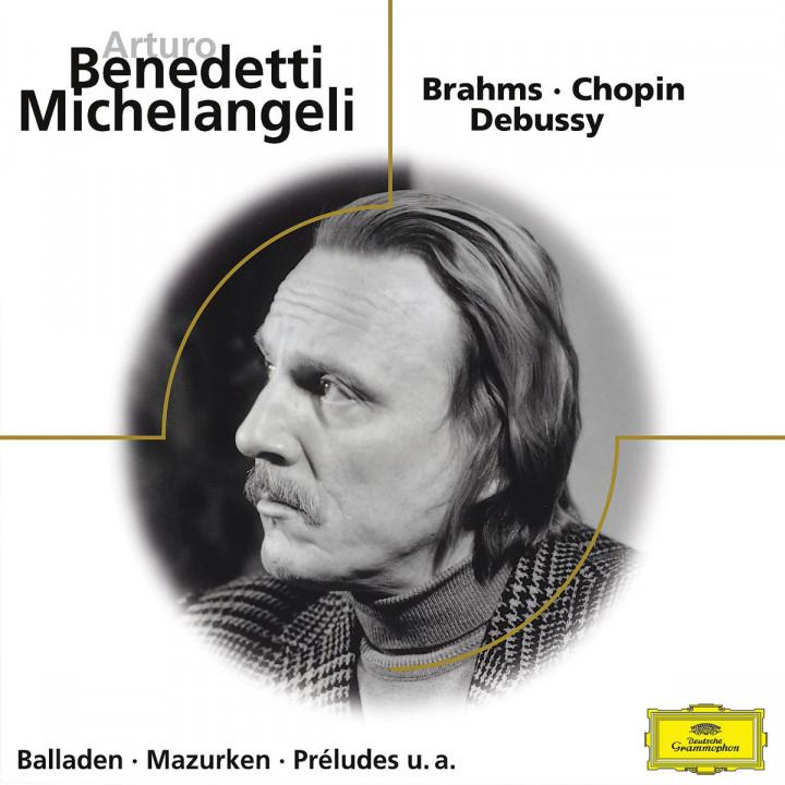 Balladen Mazurken Preludes: Bendetti Michelangeli,Arturo