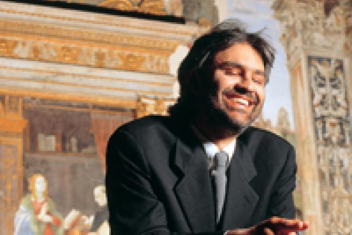 Andrea Bocelli © Decca/Guido Harari