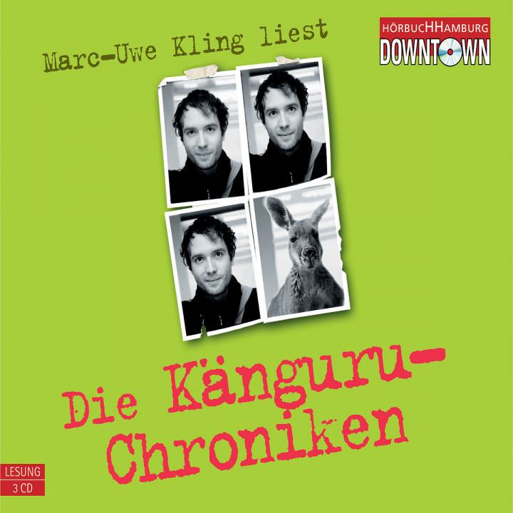 Die Känguruh-Chroniken: Kling, Marc-Uwe