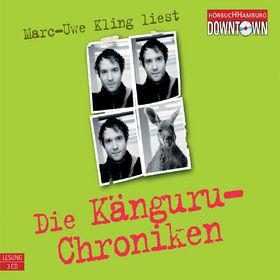 Marc-Uwe Kling, Die Känguru-Chroniken, 09783869090177