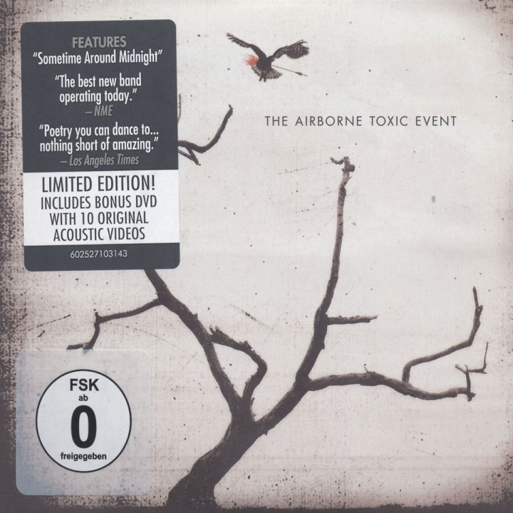 The Airborne Toxic Event - Deluxe Edition