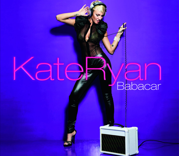 Kate Ryan Babacar Cover 2009