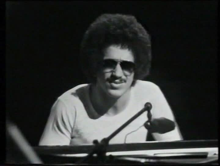 Das Belonging Quartet mit Keith Jarrett und Jan Garbarek 1976 in Oslo.