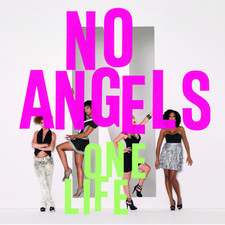 No Angels One Life Cover 2009