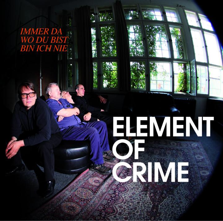 Element Of Crime Album Cover 2009