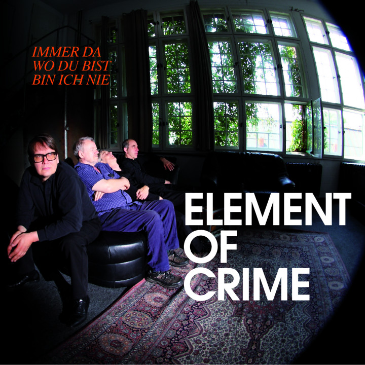 Element Of Crime Album Cover 2009