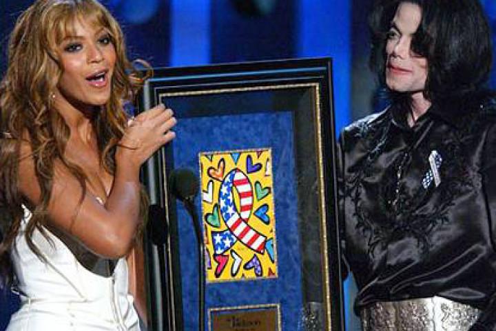Beyonce + Michael Jackson