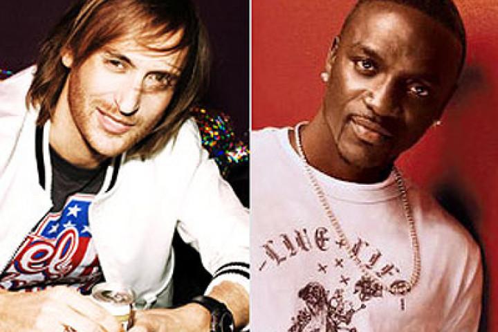 David Gutter & Akon