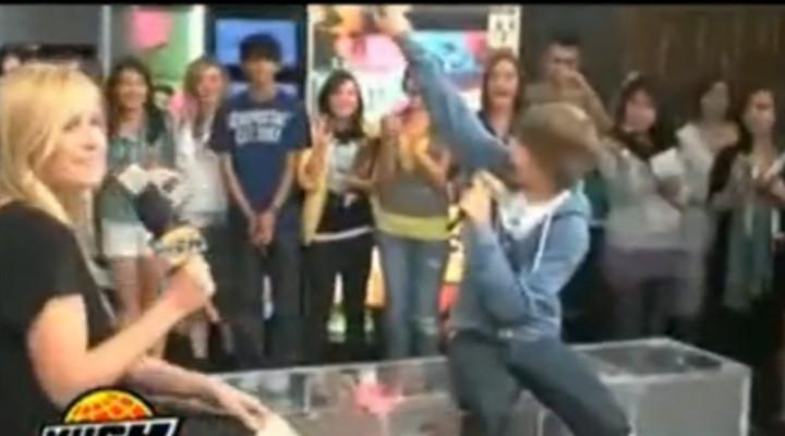 Justin Bieber - bei MUCH Music TV