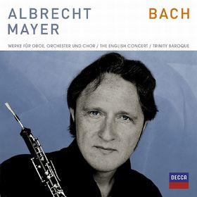 Albrecht Mayer, Bach Werke für Oboe und Chor, 00028947820451