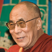 Beyond, Beyond bei S. H. dem  Dalai Lama