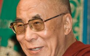 Regula Curti, Beyond bei S. H. dem  Dalai Lama
