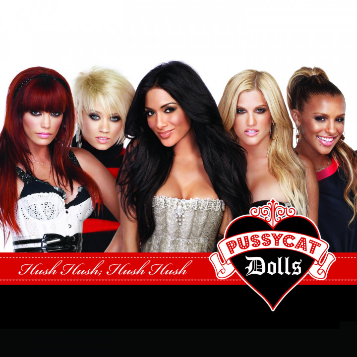 "Pussycat Dolls ""Hush Hush"" Single"
