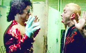 Michael Jackson, Eminem versteigert Jacko Kostüm aus Just Lose It!