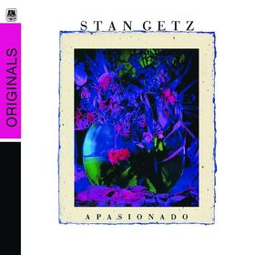 Stan Getz, Apasionado, 00602527068725