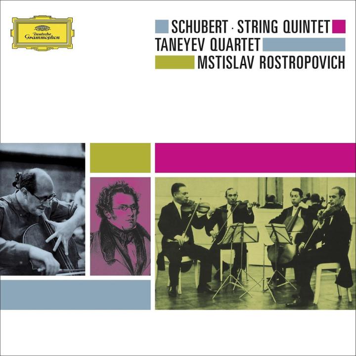 Schubert: String Quintet in C major D.956