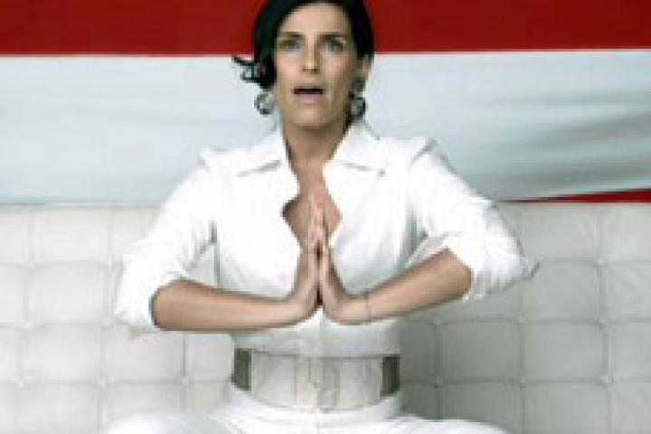 Nelly Furtado Videopremiere Genreweb 2009