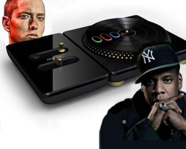 Eminem, Eminem & Jay-Z present DJ HERO