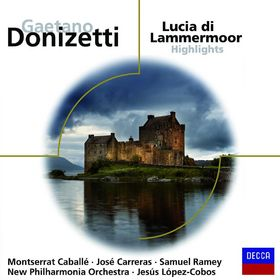 eloquence, Lucia di Lammermoor - Highlights, 00028948027187