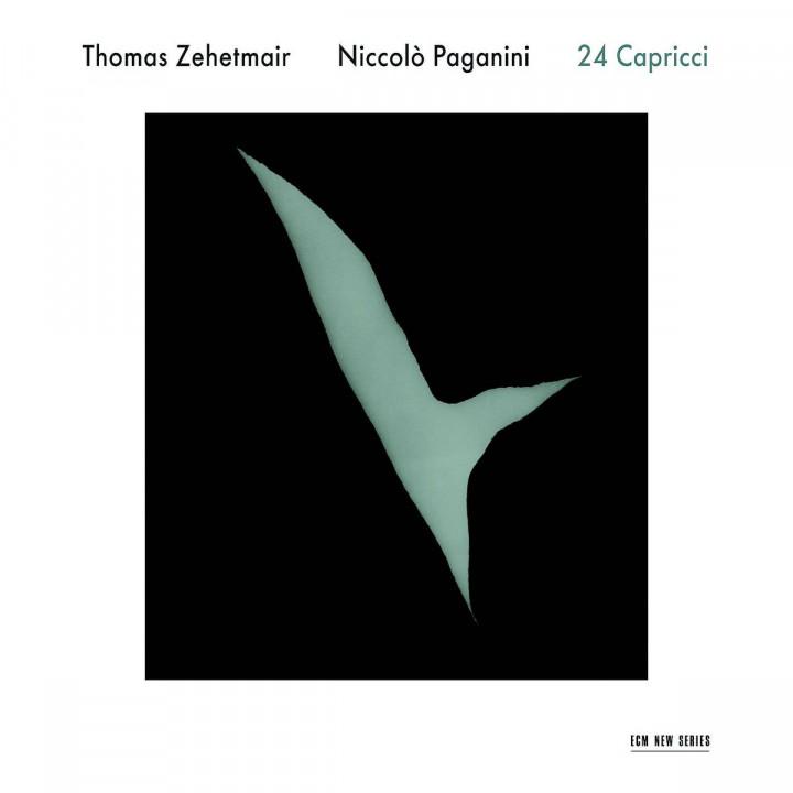 Niccolò Paganini - 24 Capricci per violino solo, op.1